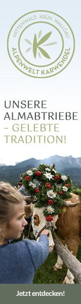Unsere Almabtriebe - Gelebte Tradition