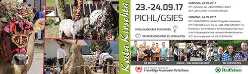 Keila-kirschta in Almabtrieb Termine 2017