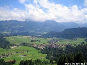 Panorama-bolsterlang-300x225 in Alpabtrieb mit Allgäuer Heimatabend in Maierhöfen im Allgäu