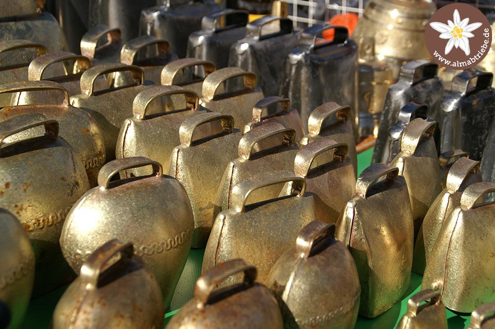 Almabtrieb-glocken in Bilder Almabtrieb / Viehscheid