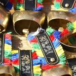 Glocken beim Almabtrieb bzw. Viehscheid